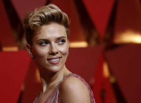 Scarlett Johansson. Photo: Reuters
