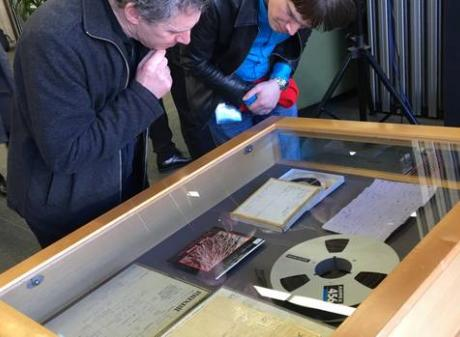Many of the already-fragile tapes will be digitised, and the masters preserved. Photo: NZ Herald