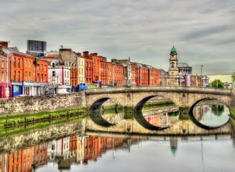 Mellows Birdge, the oldest bridge still in use in the city. Photo: Getty Images
