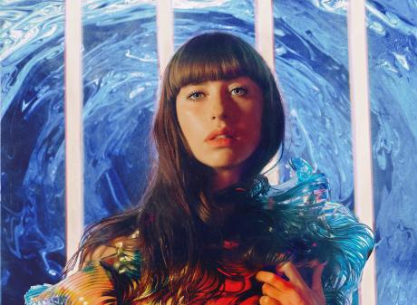 It will be Kimbra's first live show in Central Otago when she performs in Lake Hawea on January 5...