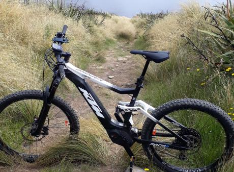 KTM and electrify.nz are proud to present the KTM Macina Kapaho 2973.