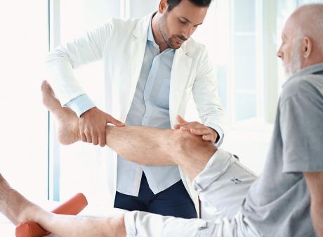 There is good evidence physical activity actually makes osteoarthritis better, not worse. Photo:...