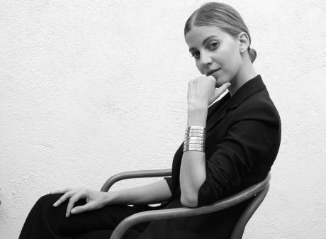 Jewellery designer Sophie Buhai in Los Angeles. Photos: Supplied