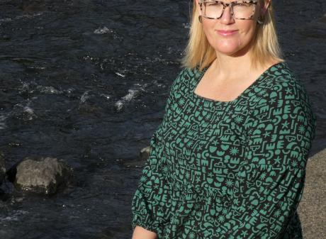 Dr Bridie Allan, of the University of Otago marine science department says rivers are one of the...