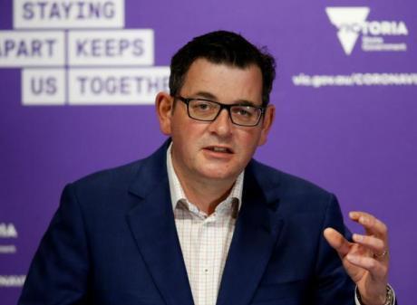 Premier Daniel Andrews. Photo: Getty Images