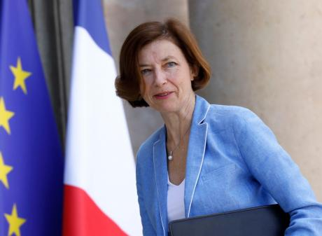 Armed Forces Minister Florence Parly. Photo: Getty Images