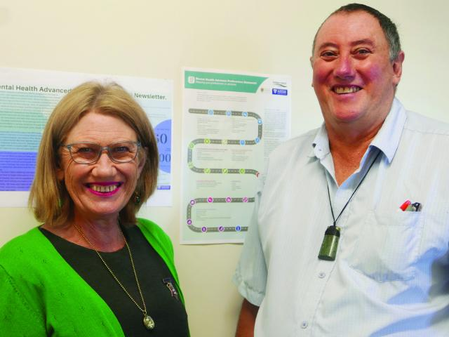 Southern DHB Nursing Director for Mental Health Addiction and Intellectual Disability Heather...