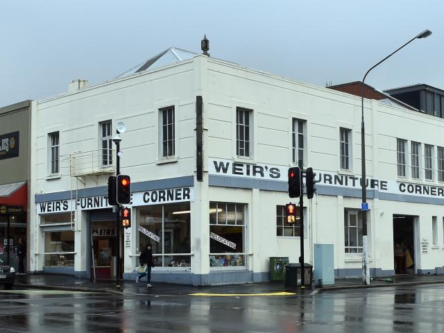 Strange Weirs Moving To South Dunedin Otago Daily Times Online News Download Free Architecture Designs Scobabritishbridgeorg