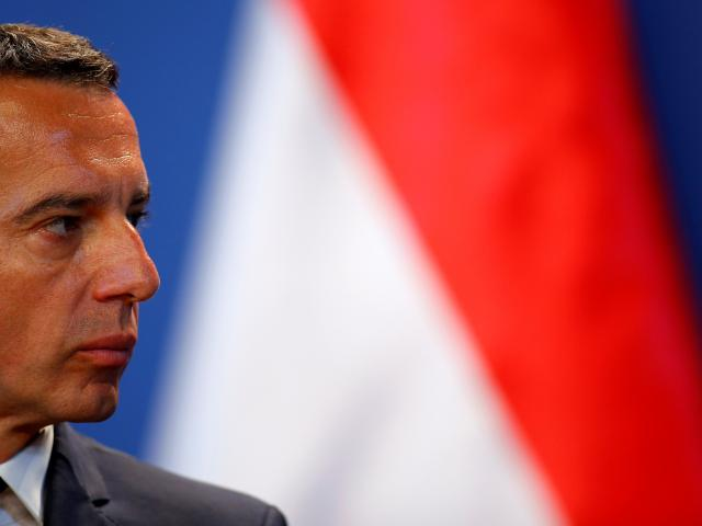 Austrian Chancellor suggests ending European Union  accession talks with Turkey