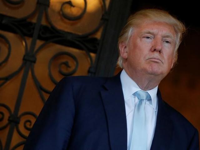 Donald Trump. Photo: Reuters