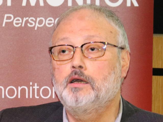 Jamal Khashoggi. Photo: Reuters