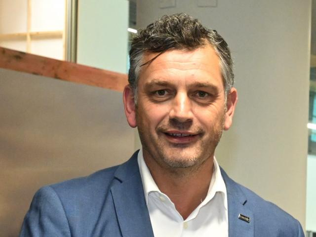 Dunedin Airport chief executive Richard Roberts. Photo: ODT files