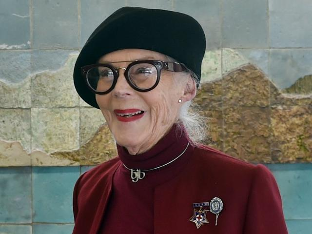 Barbara Brinsley. Photo: Peter McIntosh