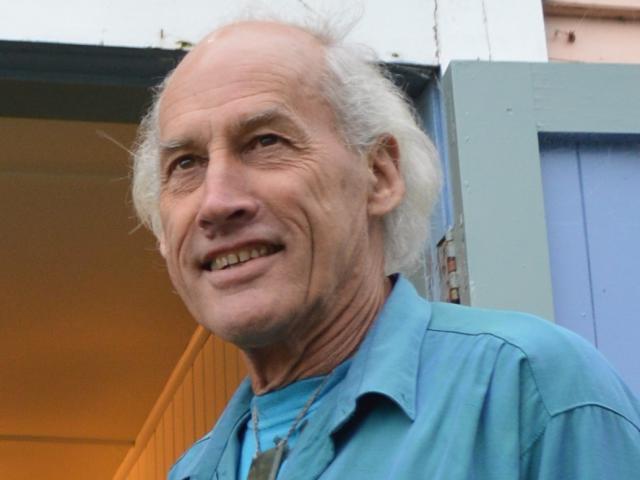 Roger Ewer. Photo: Greymouth Star