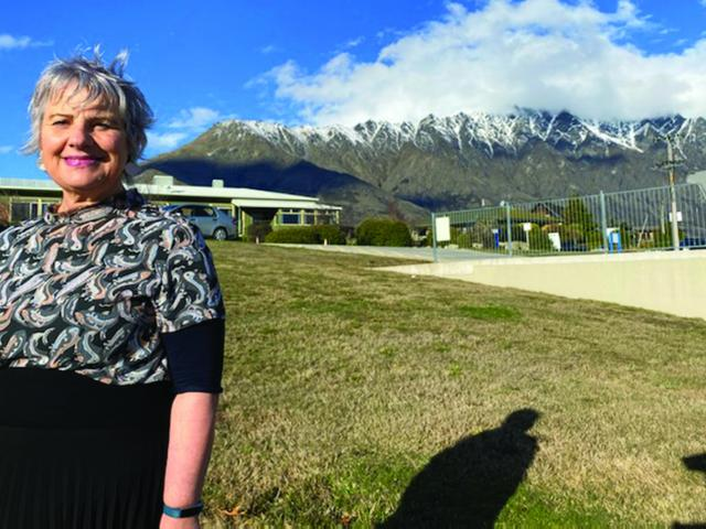 Southern DHB's Mental Health Director of Allied Health and Chair of Te Hau Toka, Adell Cox