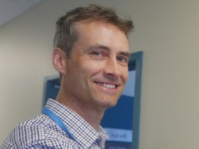Dr Michael Butchard. Photo: SDHB