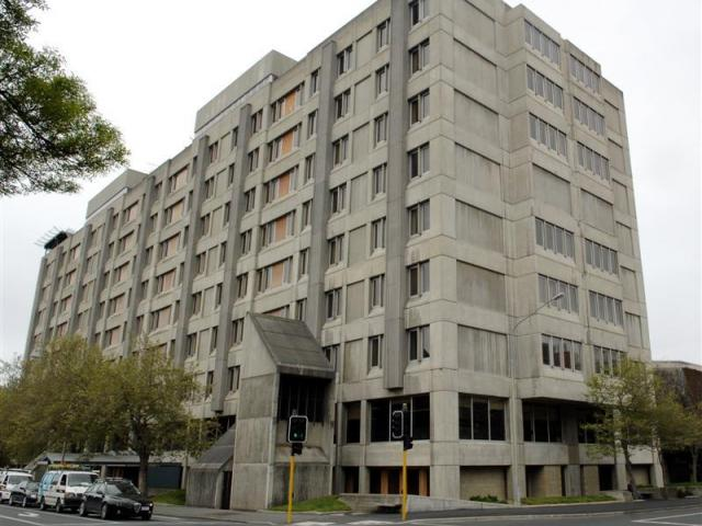 Dunedin Hospital. Photo: ODT