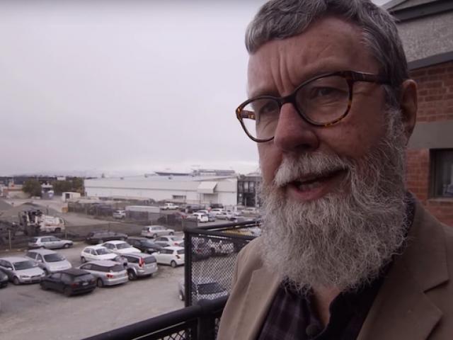 Garry Moore. Photo: Christchurch Dilemmas