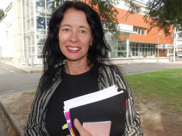 Nelson lawyer Sue Grey. Photo: RNZ / Tracy Neal
