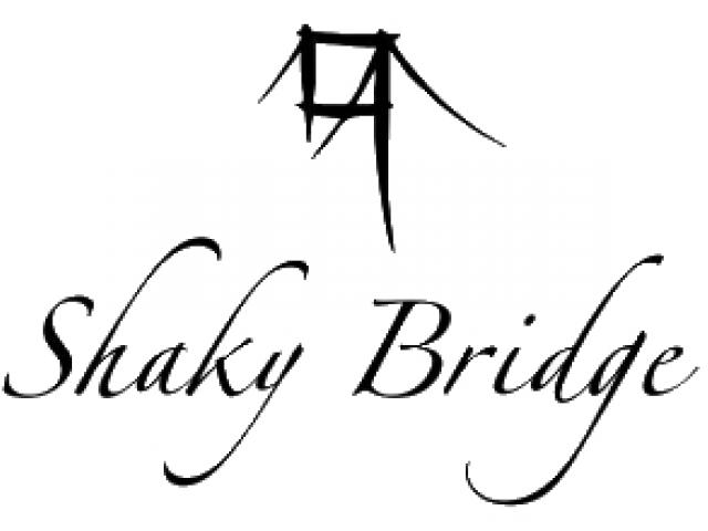 Shaky Bridge Wines - Wines that move you