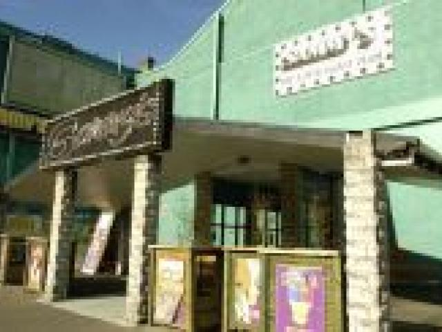 """SAMMY'S (HIS   MAJESTY'S THEATRE): Our only purpose-built full-facility theatre is the   old His Majesty's Theatre, in Crawford St, which was bought by the Chin   family in 1983 and converted into a nightclub.  """"It is undoubtedly   one of the finest"""