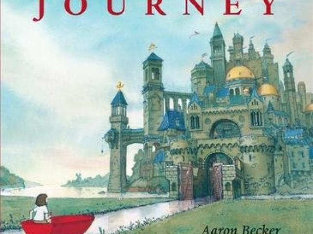 JOURNEY<br><b>Aaron Becker</b><br><i>Walker Books</i>