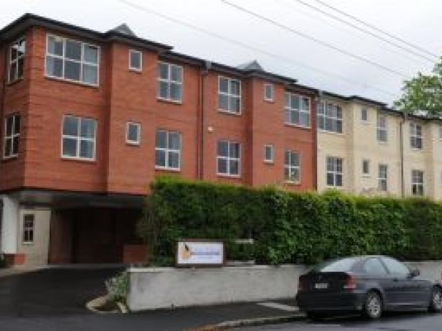 Ryman Healthcare, which operates the Yvette Williams home on Highgate, Dunedin, boosted the value of the Deloitte South Island Index. Photo by Craig Baxter.