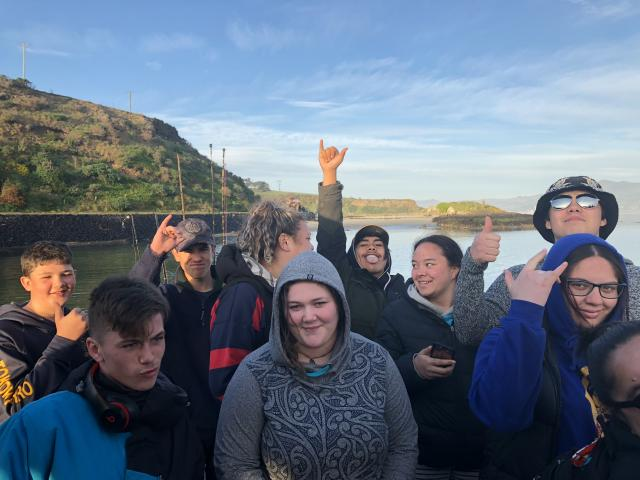 Upskilling . . . A new Environment Maori programme at Arai te Uru Kokiri Cenre will start on June 3