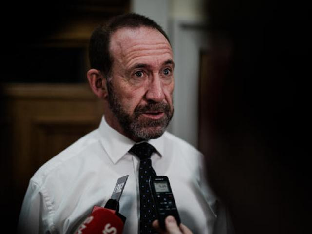 Minister of Health Andrew Little. Photo: RNZ / Dom Thomas