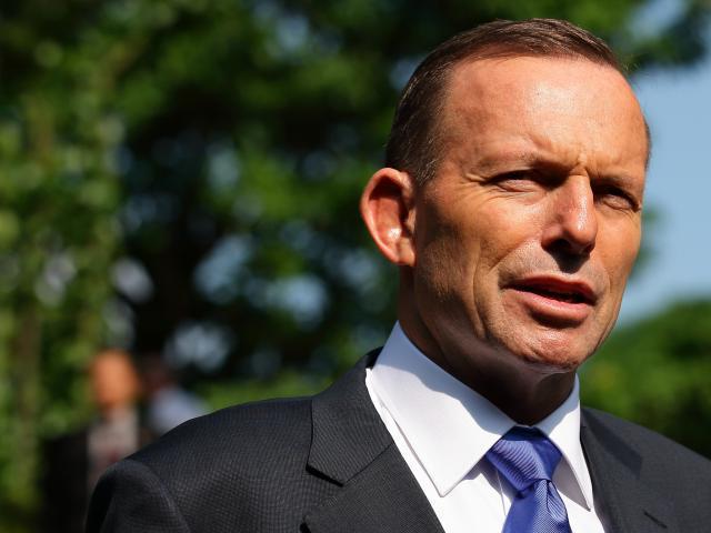 Tony Abbott. Photo: Getty Images