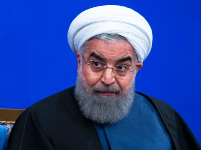 Hassan Rouhani. Photo: Getty