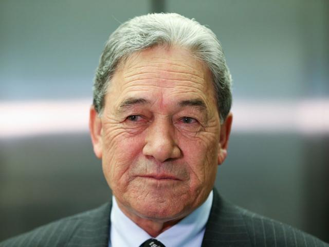 Winston Peters.Photo: Getty Images