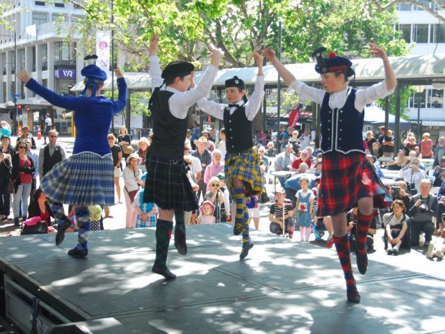 Ghillie Callum Dancers