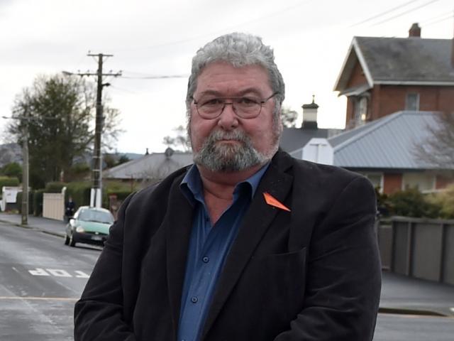 Martin Dillon. Photo: Peter McIntosh