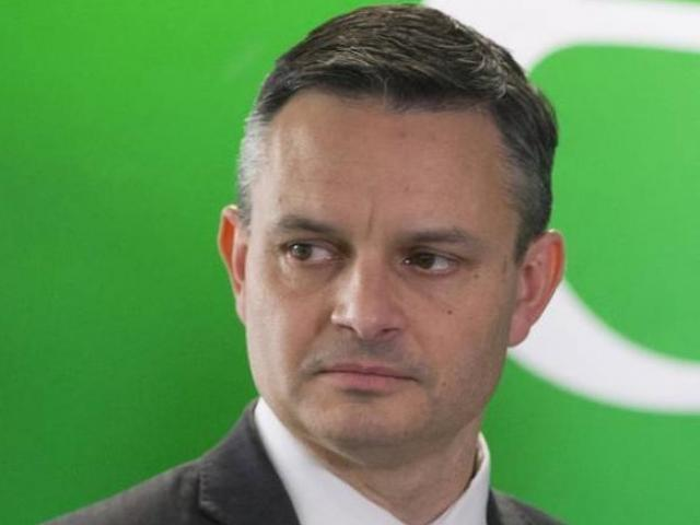 James Shaw. Photo: NZ Herald