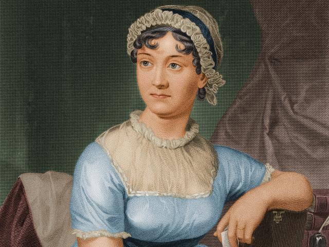 Jane Austen: always popular. Photo: Getty Images
