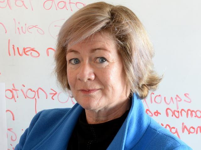 Prof Janet Hoek
