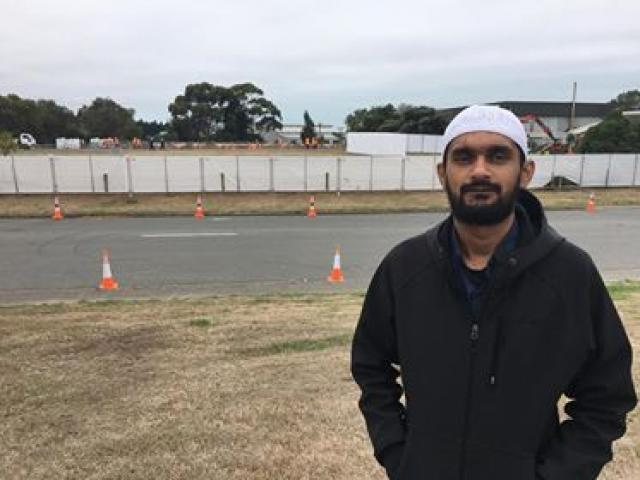Auckland man Ifraaz Khan. Photo: George Block
