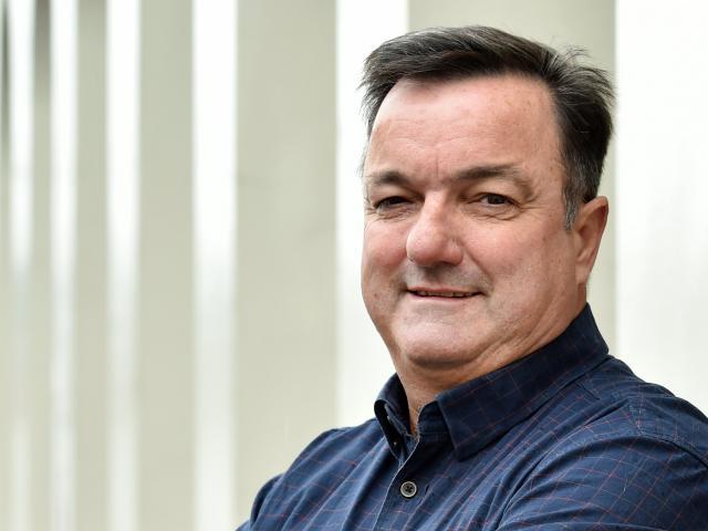 Dunedin City Holdings Ltd chairman Keith Cooper. Photo: ODT