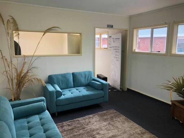 Skillsec's Whānau Ora lounge
