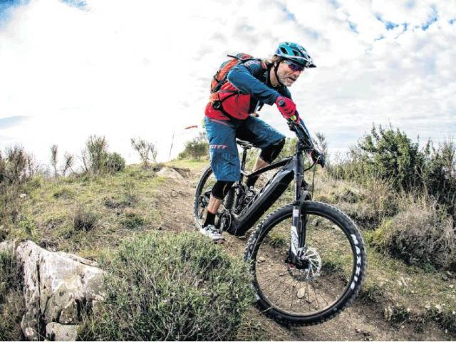 E-Scale and E-Spark mountain bikes from Scott are available from Avantiplus.