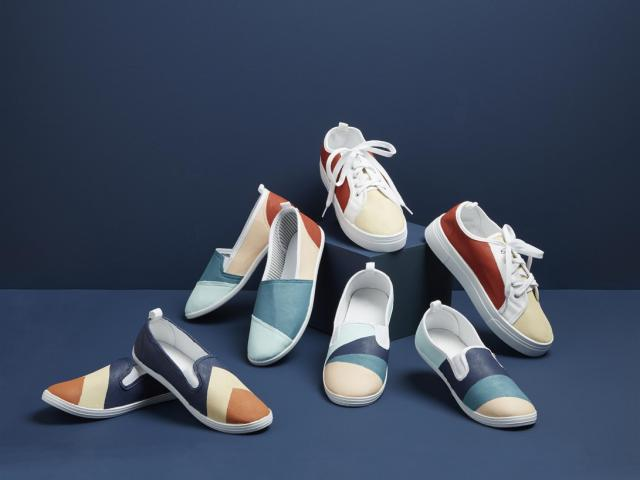 Are your kicks looking a little worse for wear? Instead of tossing them out, refresh them with...