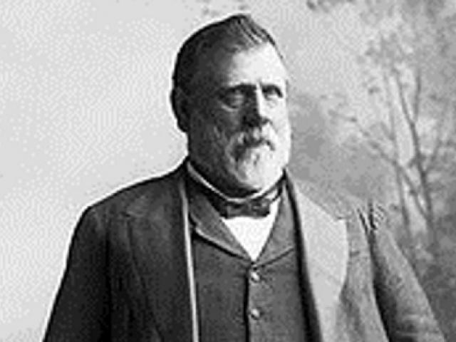 Richard John Seddon. Photo: Alexander Turnbull Library via Wikipedia