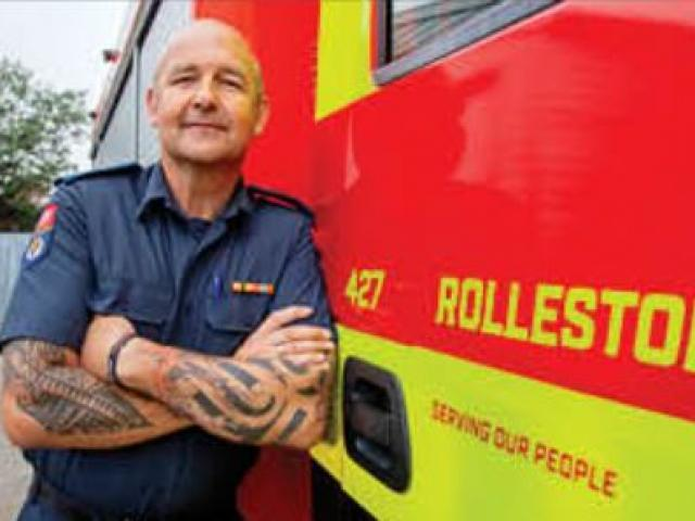 Rolleston chief Cam Kenyon. Photo: File