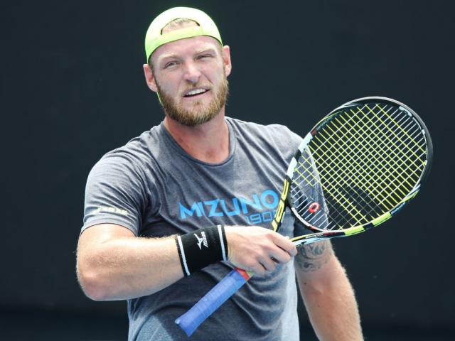 Sam Groth. Photo: Getty Images