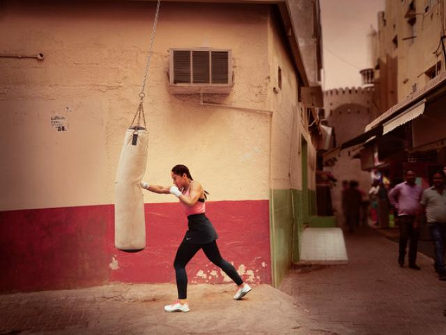 In Saudi Arabia, physical education is prohibited in all-girls public schools and women's gyms remain illegal in the kingdom because female athleticism is deemed un-Islamic. Photo: Reuters