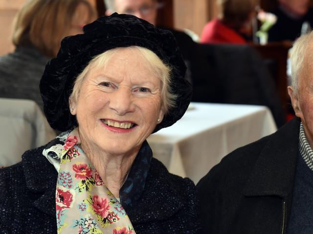 Josephine and John Vincent, of Dunedin.