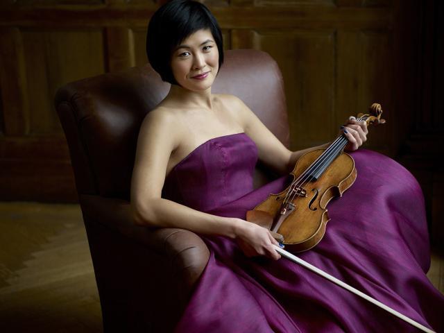Jennifer Koh will perform with the New Zealand Symphony Orchestra in Dunedin. Photo: Jurgen Frank