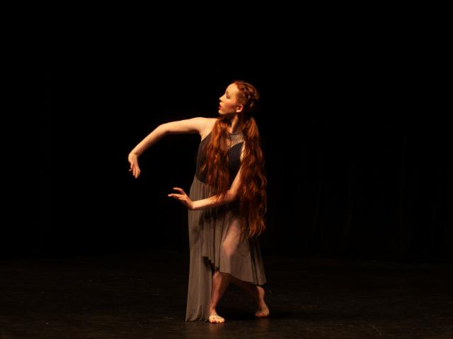 Controlled moves ... Competing in the Alexandra Musical Society's 19th Competition Festival of...