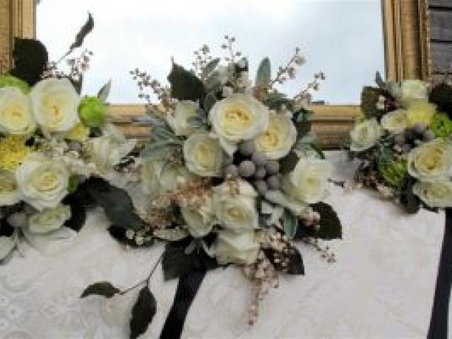 Estelle wedding flowers